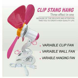 Portable Clip Fan