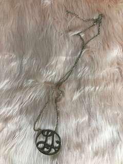 LA Gold Necklace
