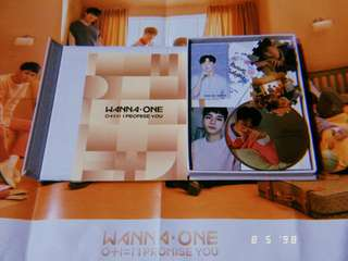(WTT/WTS) WANNA ONE - I PROMISE YOU ALBUM DAY VER.