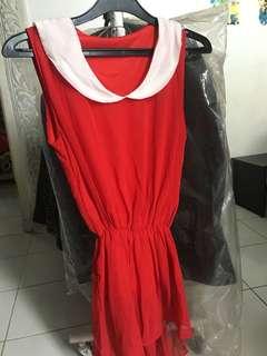 Dress merahputih bisa JADI BLOUSE