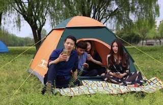 Simple auto Tent