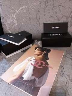 Chanel sunglass box