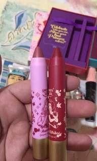 Brandnew lipsticks