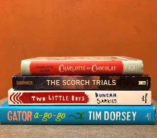 YA Books Set