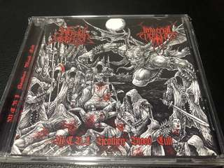 Infernal Execrator/ Imperial Tyrants Split CD