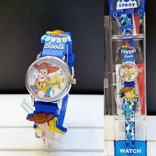 正版迪士尼toystory手錶