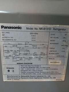 Panasonic 雪櫃