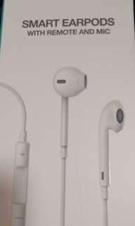 3.5mm jack smart earpot for iphone series