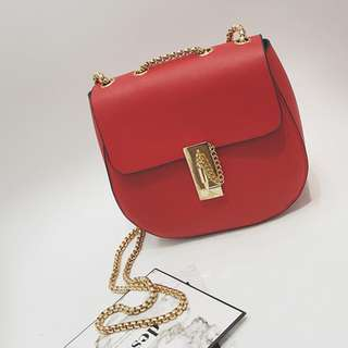 Fashion Bag (Red ) (READY STOCK)