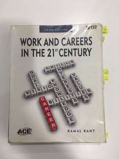 Working and Careers in the 21st Century: Third Edition