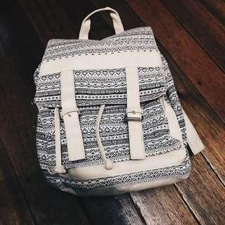 AZTEC BAGPACK/ Shoulder bag