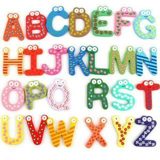 A To Z Alphabet Magnet Toy