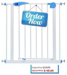 Pressure - Mounted Baby Safety Gates - On Promo Now!