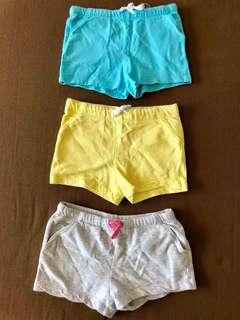 H&M shorts set