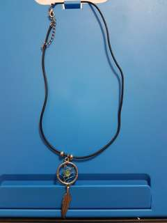 Good luck agate charm pendant including the necklace