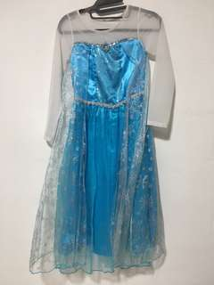 Frozen Elsa Dress (6-7 YO)