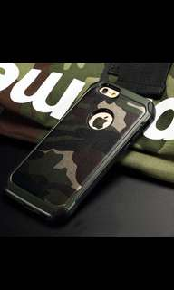 iphone 5/5s case (camouflage)
