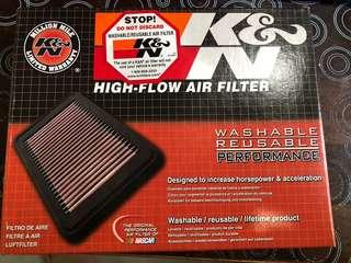 K&N Air Filter 33-5038 Mazda3