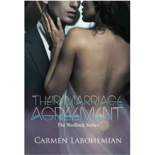 Ebook Their Marriage Agreement - Carmen LaBohemian