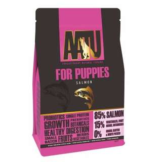 AATU For Puppies Salmon Grain Free Dry Dog Food