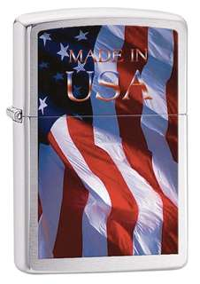 [PROMOTION] Brand New Zippo Chrome MADE IN USA 24797