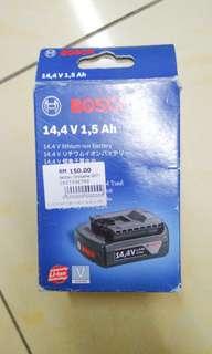 Bosch 14.4V lithium-ion battery