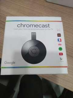 🚚 Google Chromecast 2