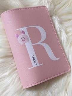 CUSTOM PASSPORT HOLDER piglet tsum tsum