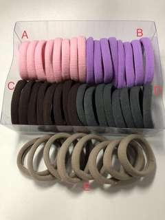 Hair ties/ Rubber band/ Hair band