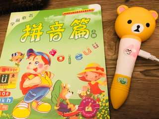 Talking pen- learn Chinese and Pinyin , not just a toy