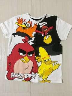 Kids T shirt Angry birds