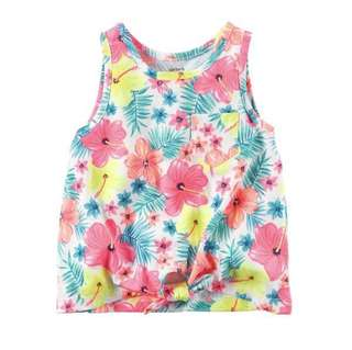 BNWT 24M Carter's Floral Top