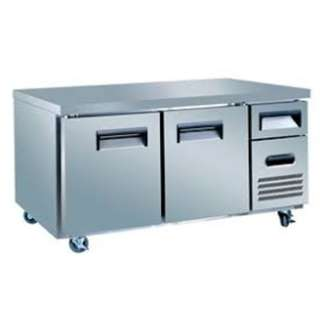 stainless steel table, table top chiller 2 door secondhand $230//  Bubble Tea Shop Rent $1xxx , half shop , yellow box, Room @MRT Rent no agent fee . call 82232252*** for view.