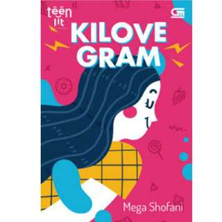 Ebook Kilovegram - Mega Shofani