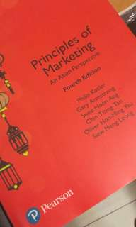 MKT1003X Principles of Marketing: An Asian Perspective (LATEST TEXTBOOK - AY1718 onwards)