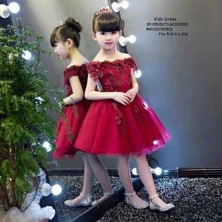 KIDS DRESS  Fits 5-8 Yrs Old