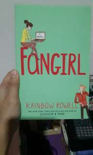 FANGIRL Novel