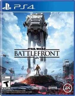 [PS4] Star Wars Battlefront