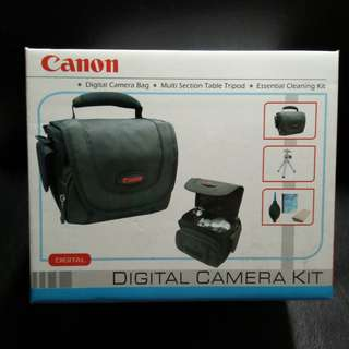 Cannon Digital Camera Kit. Brand new, never used