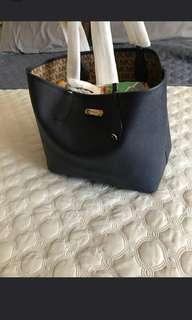MK Reversible Tote Bag