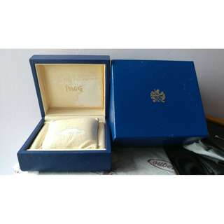 Piaget 伯爵 錶盒 Watch Box