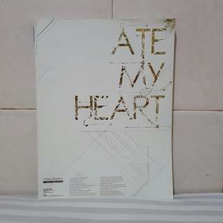 (SUPER RARE) Onlywithonew 1st Photobook & DVD - ATE MY HEART