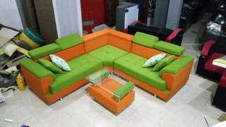 Produksi sofa