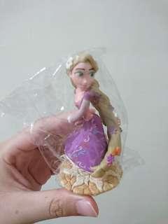 🚚 迪士尼 Disney 魔髮奇緣 長髮公主 樂佩 小公仔 精美 新品