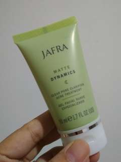 jafra matte dynamics clear pore clarifier