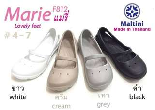 Murah!!mother's day promo High quality Soft rubber shoes