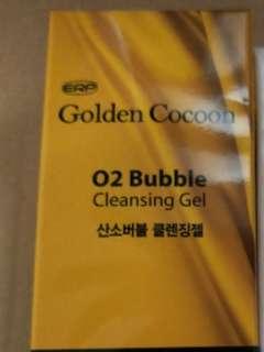 02 Bubble Cleansing Gel