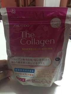 The collagen