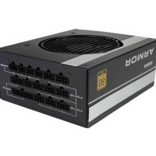 SAMA Full modular power 全模組化電源550w 80Plus金