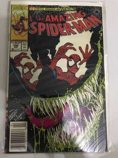 Amazing Spider-Man Issue 346